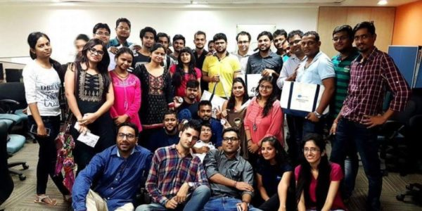 Noida User Group Event – #AppExchange 4 Million Install Celebration